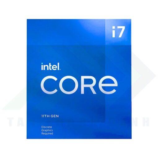 Intel 11thGen i7 11700F 2 CPU