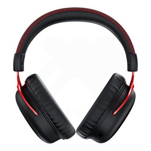 Kingston HyperX Cloud II Wireless Gaming Headset – Red 2