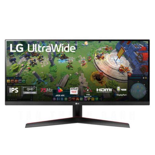 LG UltraWide 29WP60G B Gaming Monitor 1