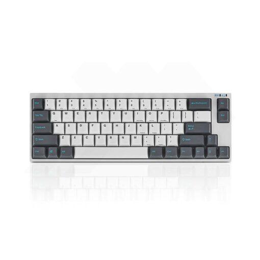 Leopold FC660MBT PD White Dark Gray Keyboard 1