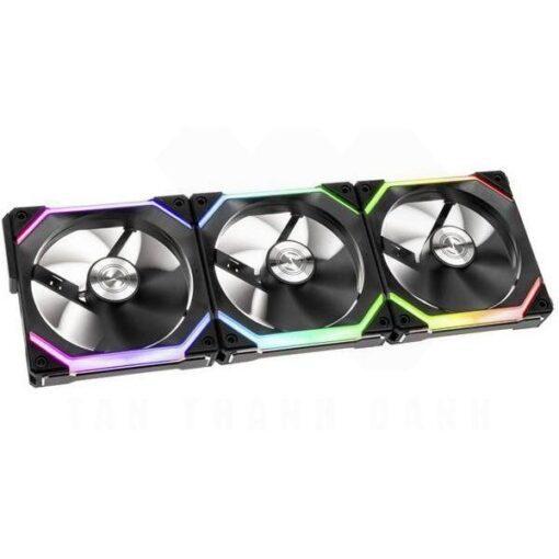 Lian Li UNI Fan SL120 Triple Pack Black 1