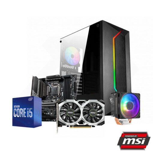 MSI Hard Gaming PC