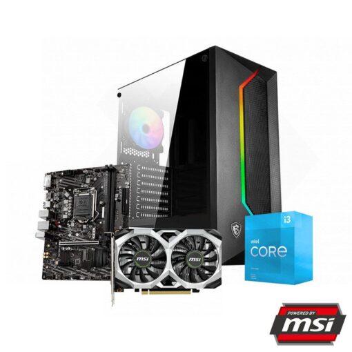 MSI Semi Gaming PC