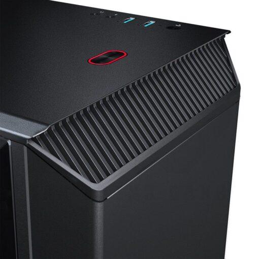 Phanteks Eclipse P300 Tempered Glass Case – Black 5