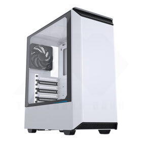 Phanteks Eclipse P300 Tempered Glass Case – White 1
