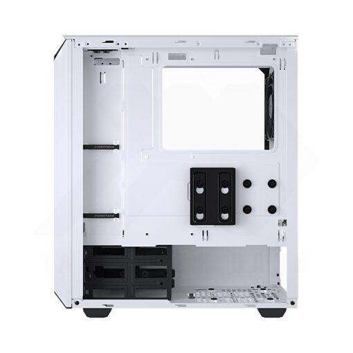 Phanteks Eclipse P300 Tempered Glass Case – White 5