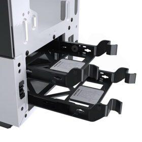 Phanteks Eclipse P300 Tempered Glass Case – White 7