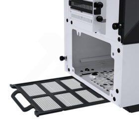 Phanteks Eclipse P300 Tempered Glass Case – White 8