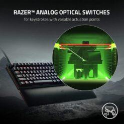 Razer Huntsman V2 Analog Gaming Keyboard 2