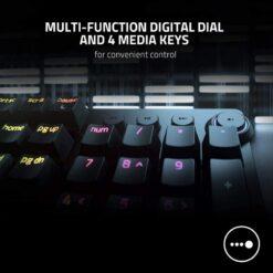 Razer Huntsman V2 Analog Gaming Keyboard 6