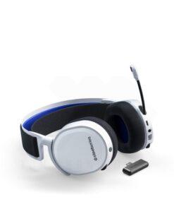 SteelSeries Arctis 7P Wireless Gaming Headset – White 3