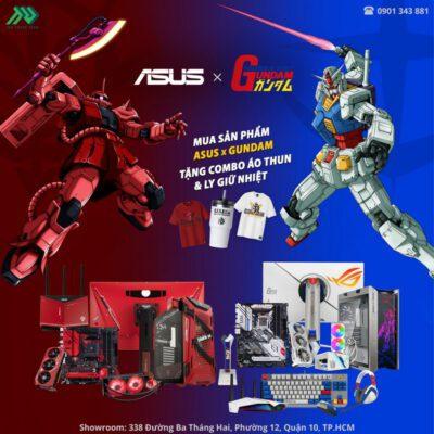 TTD Promotion 202103 ASUSxGundamKM Details