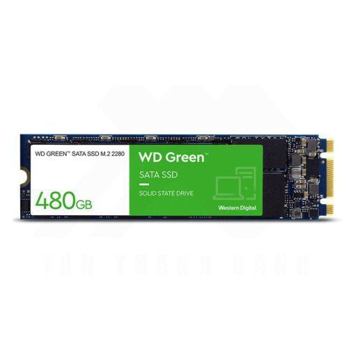 Western Digital Green 480GB SSD – M.2 SATA