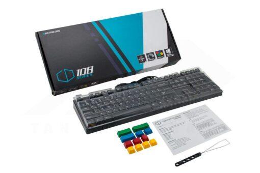 ikbc TypeMan CD108 PD Keyboard 2