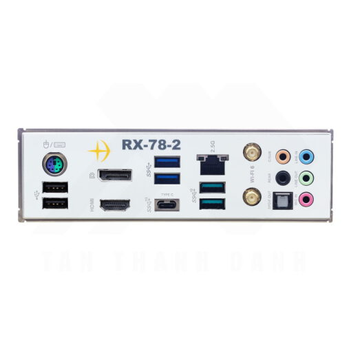 ASUS Z590 WIFI GUNDAM EDITION Gaming Mainboard 3