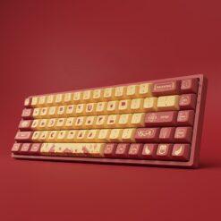 Akko 3068 v2 2021 Year of the Ox Keyboard 3