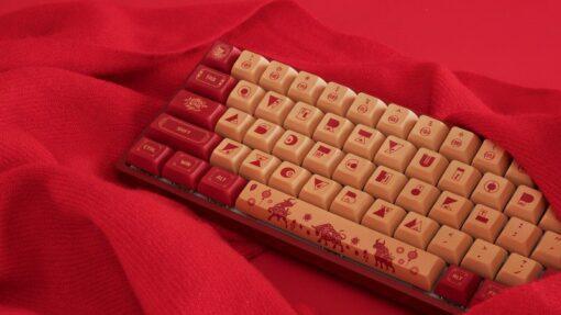 Akko 3068 v2 2021 Year of the Ox Keyboard 5
