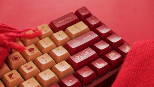 Akko 3068 v2 2021 Year of the Ox Keyboard 7
