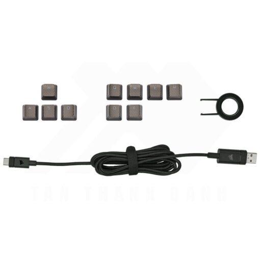 CORSAIR K70 RGB TKL Champion Series Gaming Keyboard 9