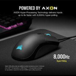 CORSAIR SABRE RGB PRO Gaming Mouse – Black 5