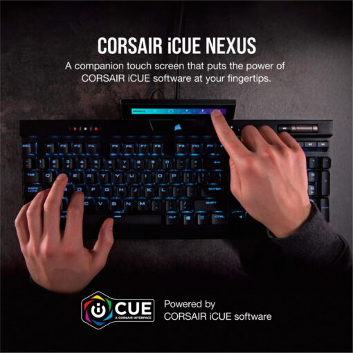 CORSAIR iCUE NEXUS Companion Touch Screen 2