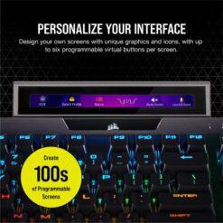 CORSAIR iCUE NEXUS Companion Touch Screen 3