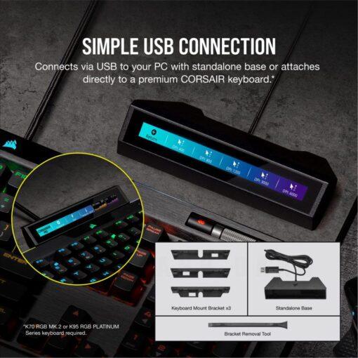 CORSAIR iCUE NEXUS Companion Touch Screen 6