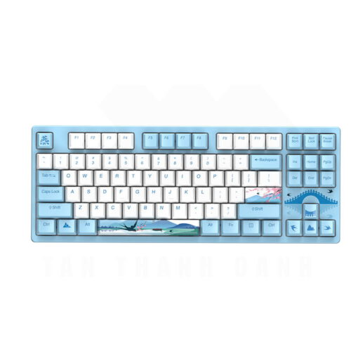 DareU A87 Swallow Keyboard 1