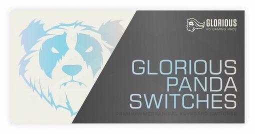 Glorious Panda Mechanical Switches Set 5