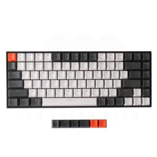 Keychron K2 V2 75 Wireless Keyboard – Hotswap White Backlight
