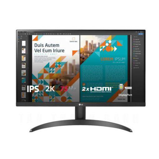 LG 24QP500 B Gaming Monitor