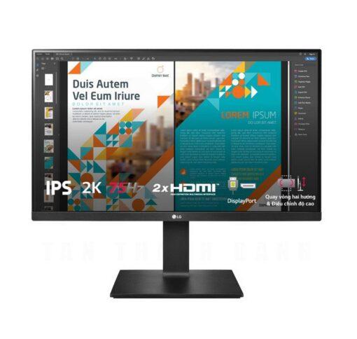LG 24QP550 B Gaming Monitor