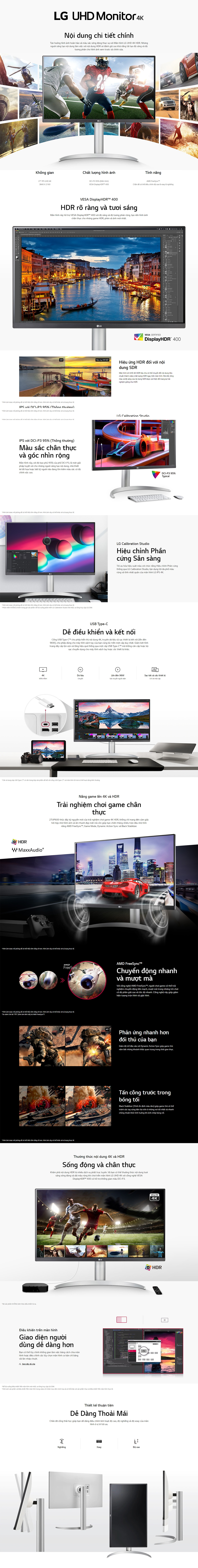 LG 27UP850 W Monitor Details