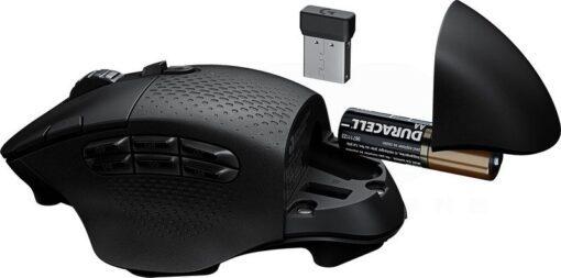 Logitech G604 LIGHTSPEED Wireless Gaming Mouse 5