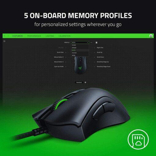 Razer DeathAdder V2 Gaming Mouse 5