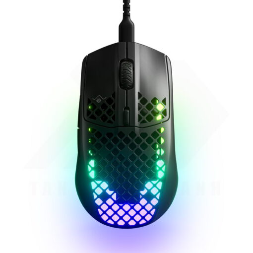 SteelSeries Aerox 3 Lightweight Gaming Mouse 1
