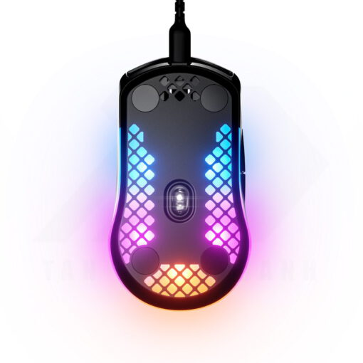 SteelSeries Aerox 3 Lightweight Gaming Mouse 2