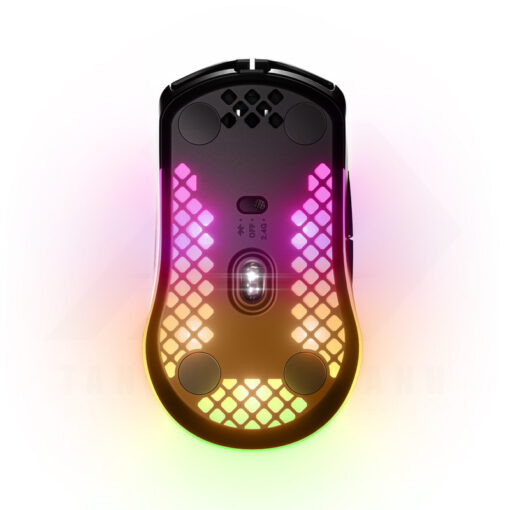 SteelSeries Aerox 3 Wireless Lightweight Gaming Mouse 2