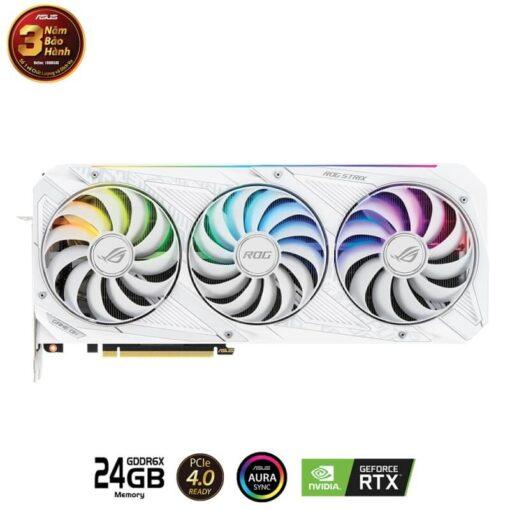 TTD 03 ROG STRIX RTX3090 WHITE GAMING