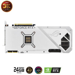 TTD 07 ROG STRIX RTX3090 WHITE GAMING