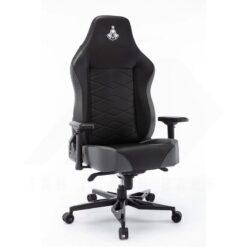 Warrior Knight Series WGC633 Gaming Chair – Black Grey 1