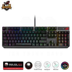 ASUS ROG Strix Scope RX Gaming Keyboard 1
