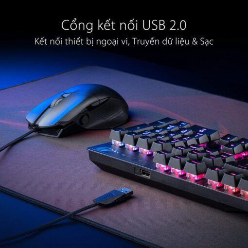 ASUS ROG Strix Scope RX Gaming Keyboard 6