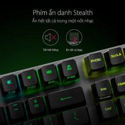 ASUS ROG Strix Scope RX Gaming Keyboard 8