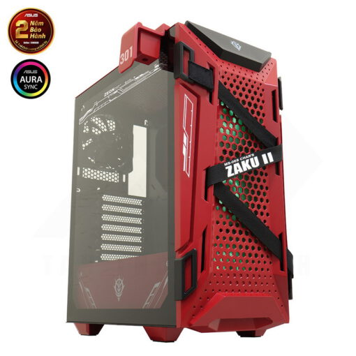 ASUS TUF Gaming GT301 GUNDAM ZAKU II EDITION Case 1
