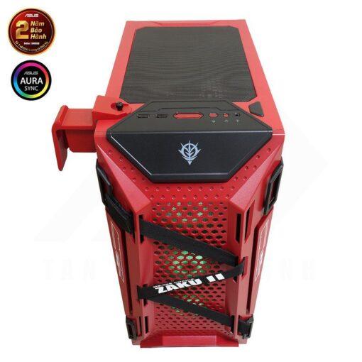 ASUS TUF Gaming GT301 GUNDAM ZAKU II EDITION Case 2
