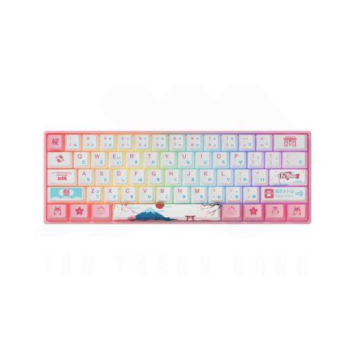 Akko 3061 World Tour Tokyo R2 Keyboard 1