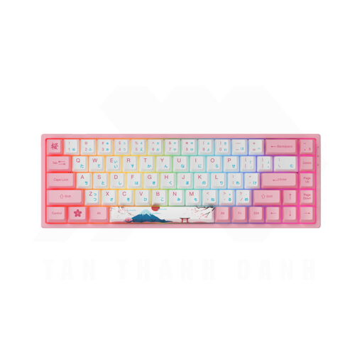 Akko 3068 v2 World Tour Tokyo R2 Keyboard 1