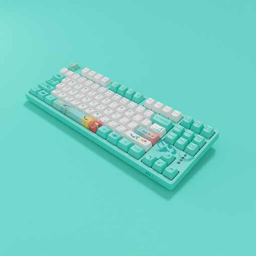 Akko 3087 v2 Monets Pond Keyboard 2