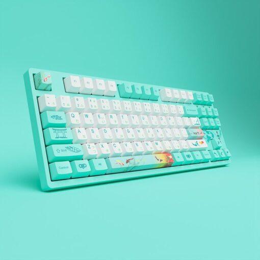 Akko 3087 v2 Monets Pond Keyboard 3